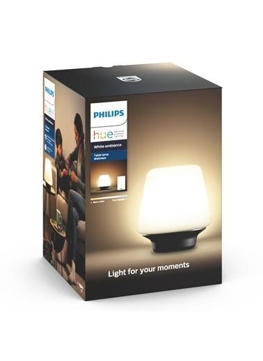 Philips Hue Wellness Akıllı Dekoratif Masa Lambası Renkli